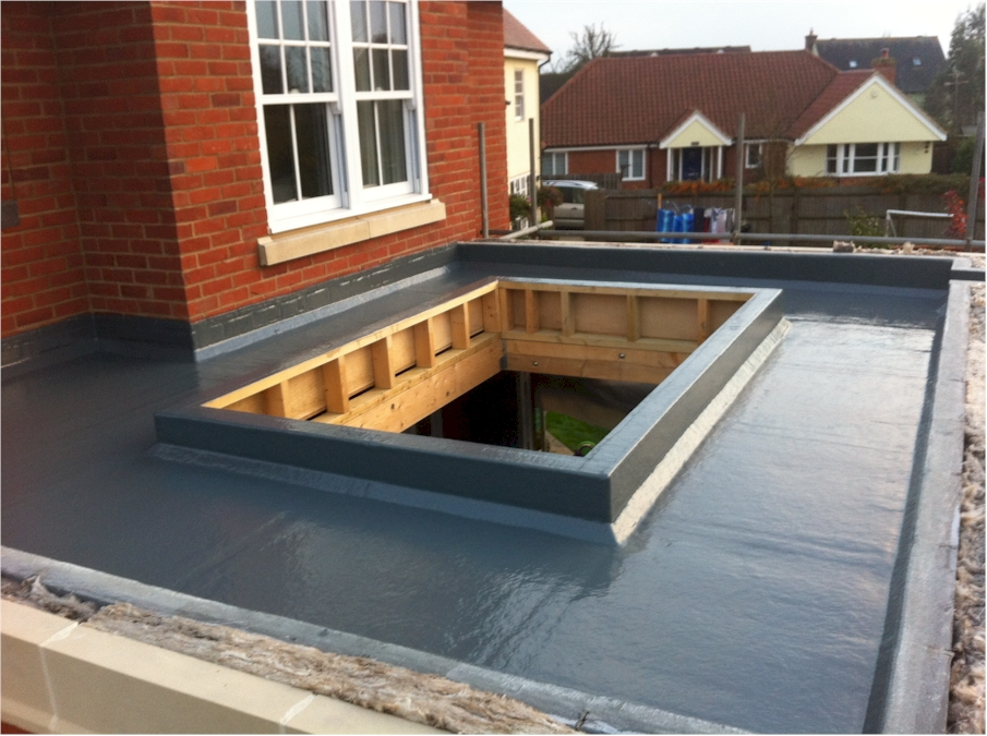 Commercial Flat Roofs